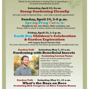 Upcoming Garden Events!