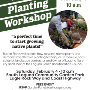 Native Planting Workshop