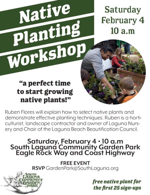Native Planting Workshop