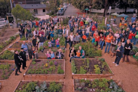 South Laguna Community Garden